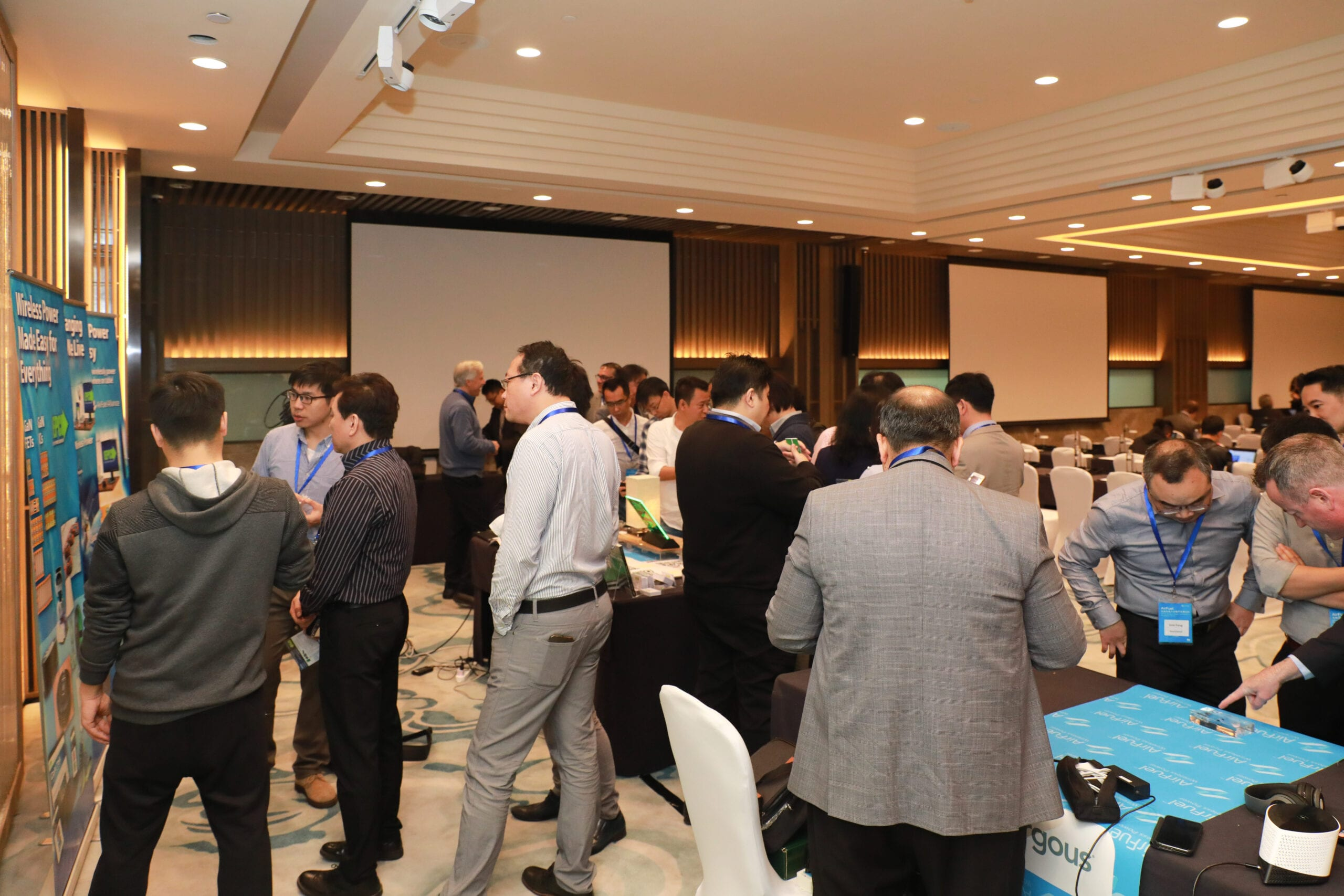 Networking at the AirFuel Alliance Developers Forum