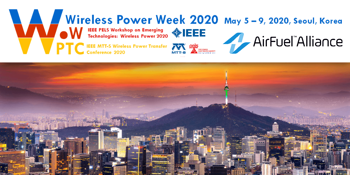 Wireless Power Week 2020