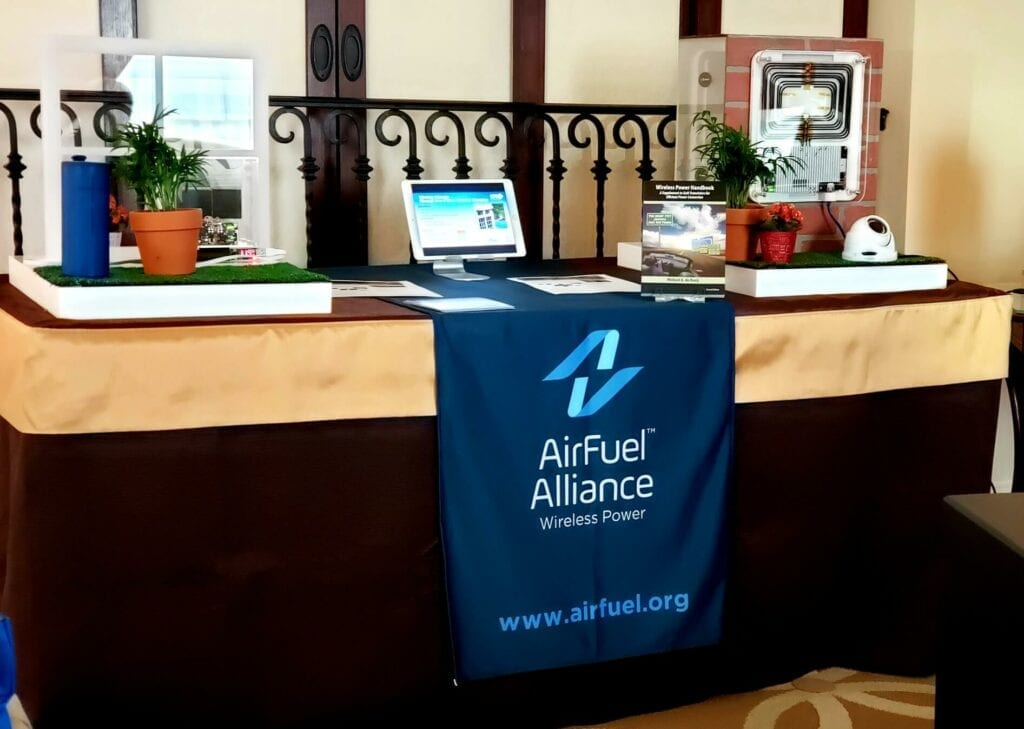 AirFuel at CES 2020