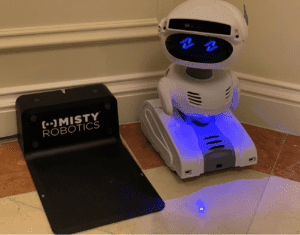 Misty Robotics at CES 2020
