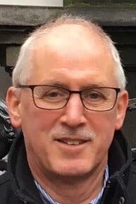 Eric van Rongen, Chairman of ICNIRP