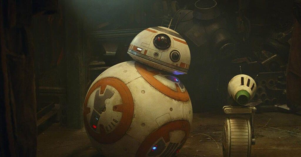 BB-8 Robot