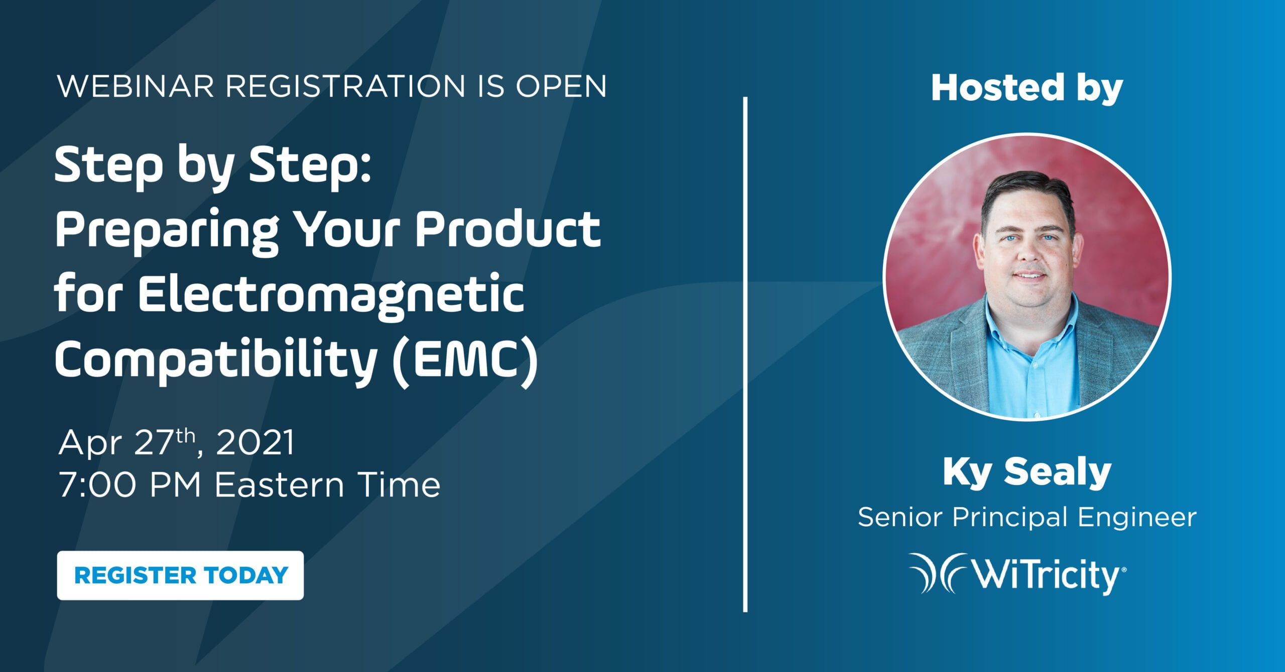 Webinar - Preparing Your Product for EMC